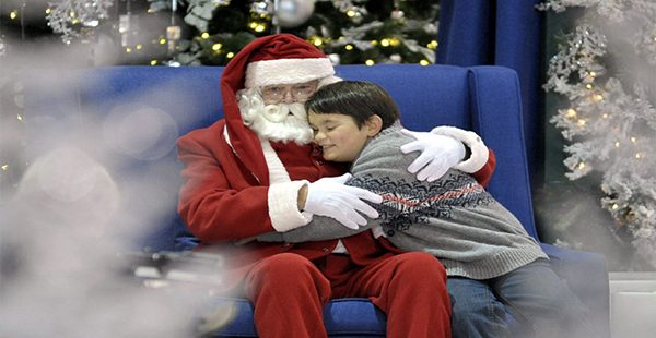 กิจกรรมวันคริสมาสต์ของเด็กพิเศษ