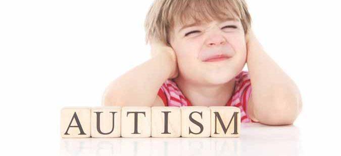 autistic smile